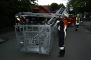 Alarmübung am 22.07.15 im Stadlerstift Thannhausen