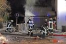 Garagenbrand am 07.02.15 in Ziemetshausen