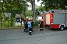 Waldbrandübung am 06.08.15 in Thannhausen