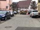 Faschingstreiben der Grundschule Thannhausen am 24.02.17