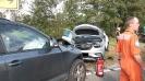 Verkehrsunfall auf der B300 - Abzweigung Muttershofen am 30.09.17