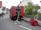 Einsatzübung mit Münsterhausen