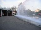 Indienststellung des LKW 2007