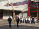 Einsatzübung Hauptschule 2008