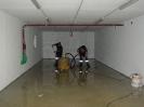 Am 25.08.2012 wurden wir gerufen um Wasser aus dem Rathaus-Neubau abzupumpen