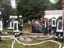Brand in  Burg am 20.07.2012