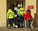 Unklare Rauchentwicklung im Kreisaltenheim am 03.11