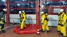Atemschutzübung Chemie am 09.11.17
