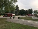 Einsatzübung in Kirchheim am 21.07.17