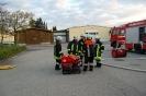 Übung Pumpen und Belüftungsgeräte am 20.04.17