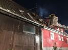 Wohnhausbrand in Burtenbach am 28.01.17