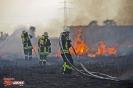 Brand landwirtschaftliche Maschine/Fläche zwischen Balzhausen und Memmenhausen am 04.05.18