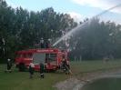 Übung RTB und Feuerlöschkreiselpumpen am 02.08.18