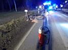 VU mit Motorrad in Thannhausen am 13.12.18