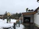 Garagenbrand in Thannhausen am 13.01.19