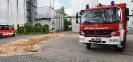 Auslaufendes Pflanzenöl in Thannhausen am 20.05.21