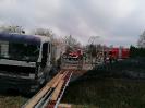 VU mit LKW in Thannhausen am 27.02.21